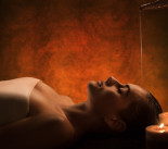 Shirodhara massage